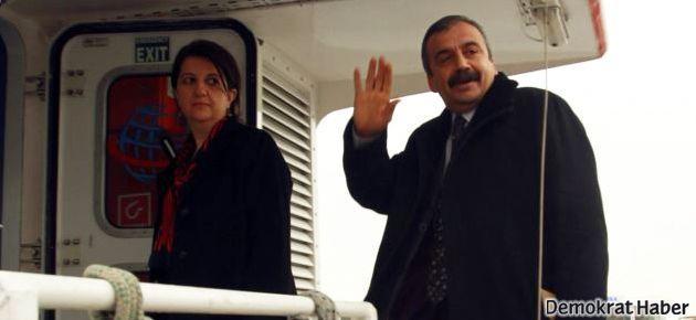 Yeni BDP heyeti İmralı'ya gitti