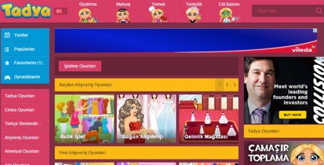Yeni kız oyunlarını Yenilenen Tadya.com'da oyna!