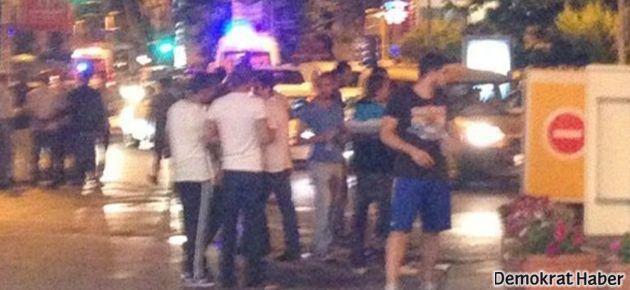 Yeniköy'deki foruma bıçaklı ve tekbirli saldırı