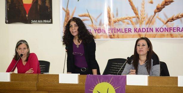 Yerel Yönetimler Kadın Konferansı Diyarbakır'da başladı