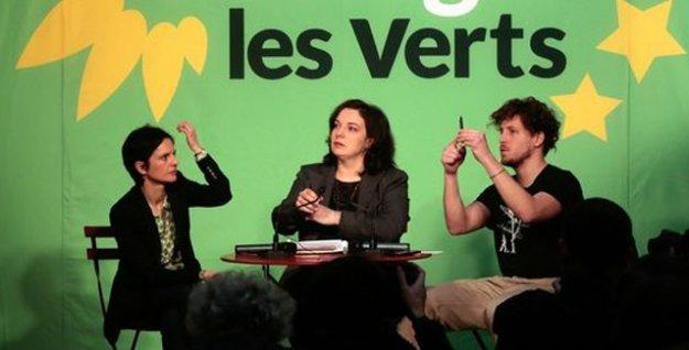 Yeşiller Partisi Fransa'dan çağrı: Oylar HDP'ye