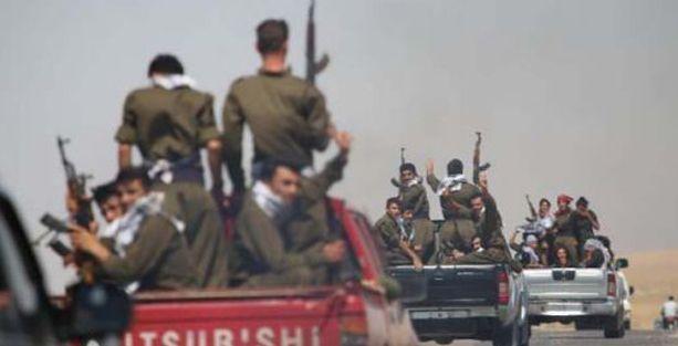 YPG bir köyü IŞİD'den kurtardı