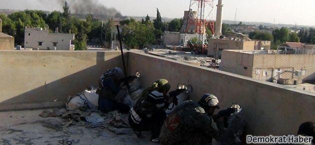 YPG-El Nusra çatışması şiddetleniyor