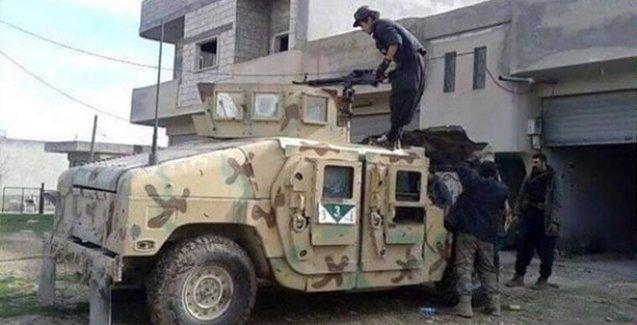 YPG: IŞİD ağır darbeler alarak, köylerden geri çekiliyor
