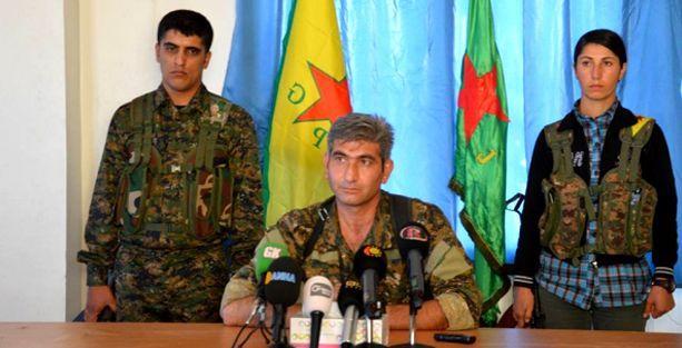 YPG: IŞİD kimyasal kullanıyor