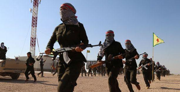 YPG: IŞİD'e operasyon düzenledik