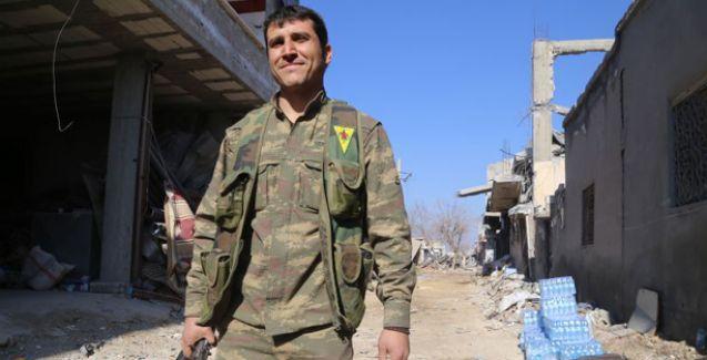 YPG komutanı: Dört sokak sonra Kobanê'de zaferi müjdeleyeceğiz