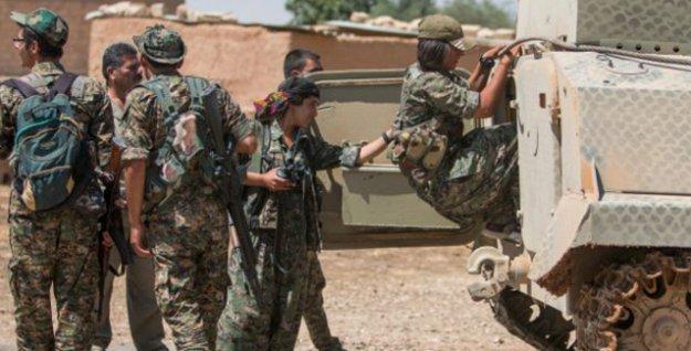 YPG komutanı: IŞİD üyeleri Türkiye'ye kaçıyor!
