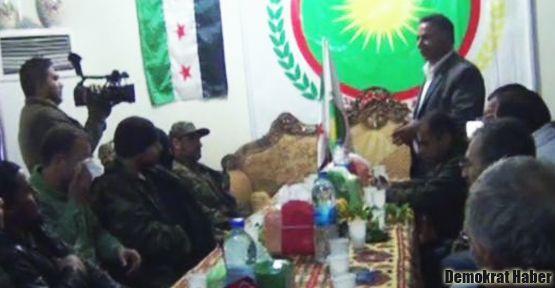 YPG ve ÖSO'nun anlaşmasına cihatçı gruplar da uyacak