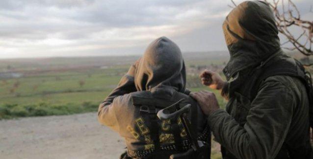 YPG ve Süryani güçleri IŞİD'i dört bir koldan çembere aldı