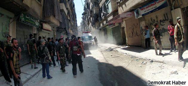YPG'den Suriye ordusuna misilleme: 17 ölü
