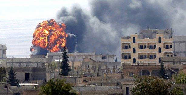 YPG'den Kobani açıklaması: Kent merkezinde çatışma