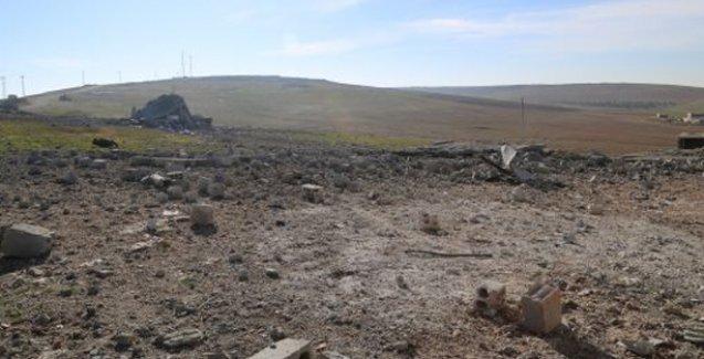 YPG'den Miştenur Tepesi açıklaması: Denetimimizde