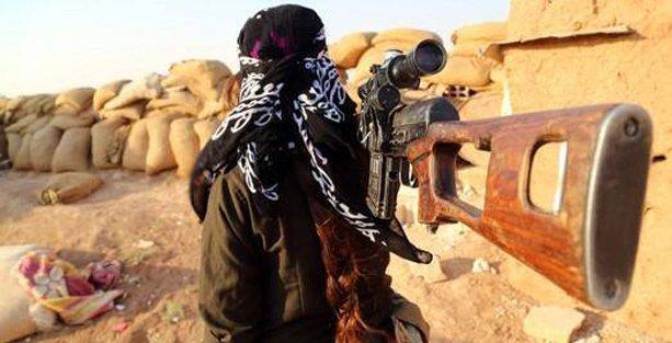YPG Kobani'de 2 noktanın daha kontrolünü ele geçirdi
