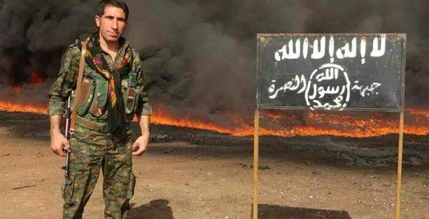 YPG'nin Sözcüsü Polat Can Kobani'deki son durumu anlattı