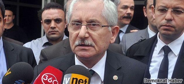 YSK Başkanı: Başvurularla ilgili açıklama yapmayacağız