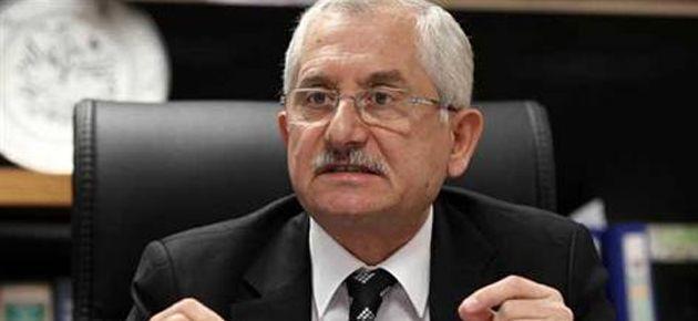 YSK Başkanı'ndan tutanak açıklaması