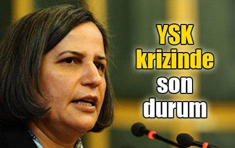 YSK krizinde son durum