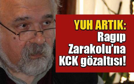 YUH ARTIK: Ragıp Zarakolu'na KCK gözaltısı!