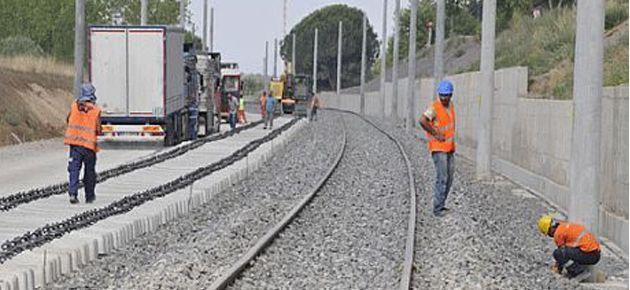 Yüksek Hızlı Tren hattında 2.4 milyon dolarlık soygun