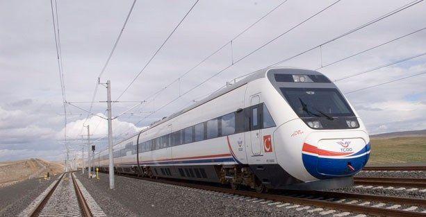 Yüksek Hızlı Tren hattında 2 haftada 200 sinyalizasyon kablosu kesilmiş