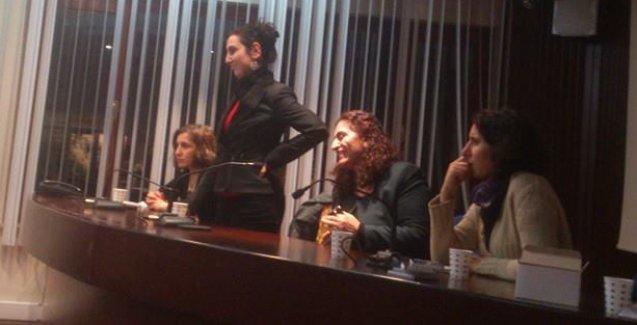 Yüksekdağ: Kadın serhildanlar HDP ve HDK ile özgür politik ortamı inşa edecekler