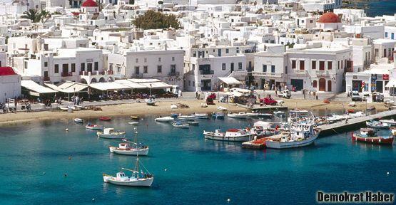 Yunan adalarına vize kalktı