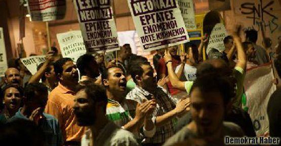 Yunan polisinin kaçak göçmen avı