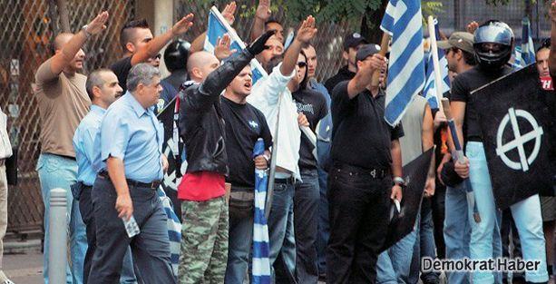 Yunanistan'da 'ırkçı' partiye seçim vizesi