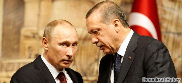 Zaman: 'Erdoğan hafif sıklet bir Putin'