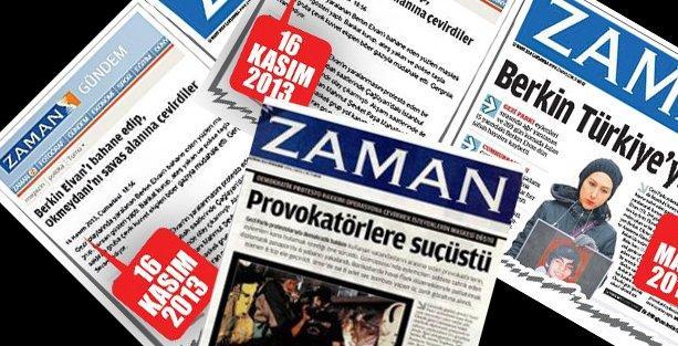 Zaman gazetesi ve 'özgür basın' tartışmaları: Manşetlerle Roboski'den 17 Aralık'a