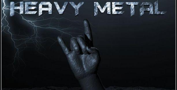 Zenginler heavy metal sever!