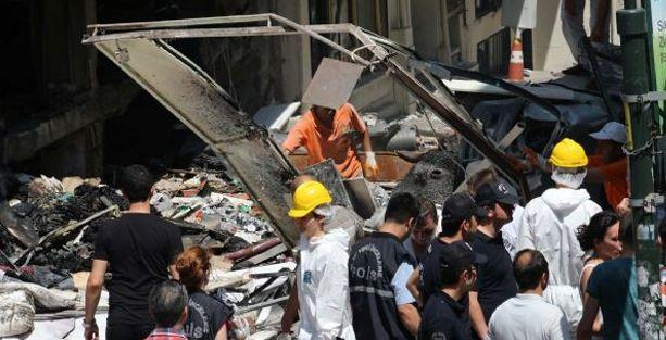 Zeytinburnu'ndaki patlamada ölü sayısı 3'e yükseldi