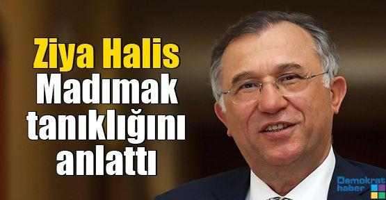 Ziya Halis Madımak tanıklığını anlattı