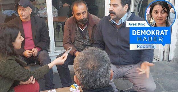 """""""AKP'ye bir kez güvendik, bir daha asla!"""""""