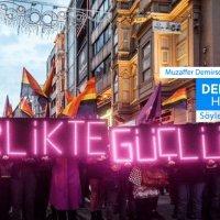 """""""İstanbul Sözleşmesi ile ilgili inanılmaz bir çarpıtma var"""""""