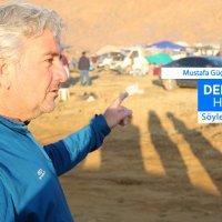 """""""Sandras'ı Koruma Platformu olarak bölge doğasını maden tahribatına karşı savunuyoruz"""""""