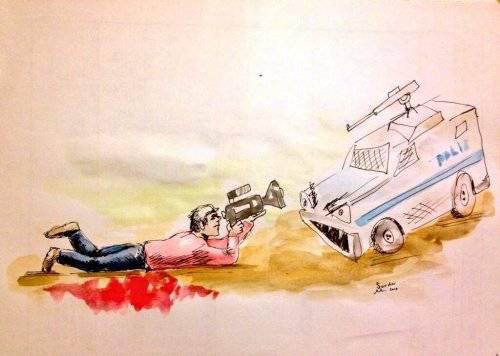 Serdar Mutlu çizdi: Medyanın Zorlu Görevi