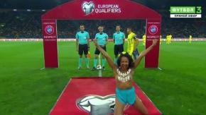 Ukrayna-Türkiye maçı öncesi 'Erdoğan protestosu': Diktatörlüğü durdurun