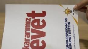 AKPli Erdem: Yüzde 50#039;yi geçemezsek iç savaşa hazır olun