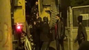 Ferhat Encü#039;nün gözaltına alınma görüntüleri ortaya çıktı