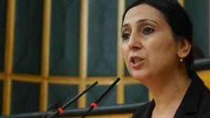 Yüksekdağ'ın Meclis grup toplantısı konuşması