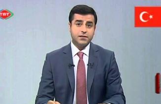 Demirtaş'ın TRT konuşması